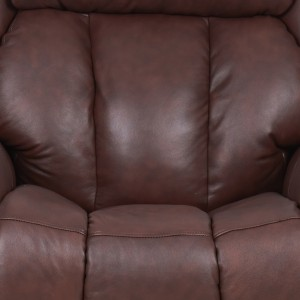 Lynton Riser Recliner Chestnut Leather