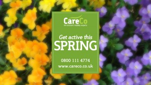 Get Active This Spring!