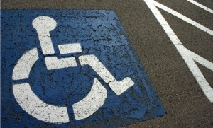 Disabled parking 2