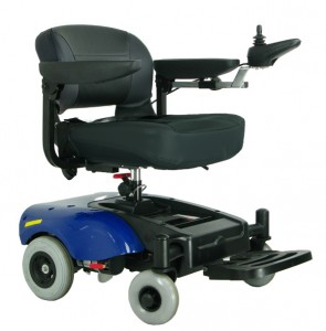 CareCo Easi Go Powered Wheelchair