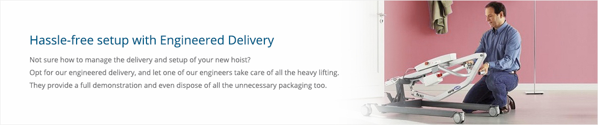 Engineered Delivery on Hoists