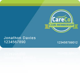 CareCo Member Card