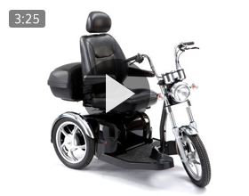 CareCo Cruiser 6-8 Mph Mobility Scooter