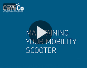 Troubleshooting your Mobility Scooter