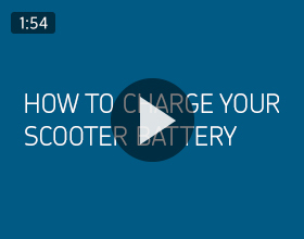 How To Charge Your Mobility Scooter Battery