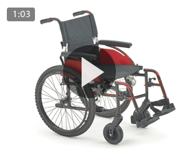 Outlander All-Terrain Wheelchair