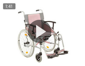 I-Go Candi Self Propelled Wheelchair