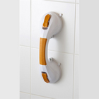 Suction Cup 12in Grab Bar w/ Indicator