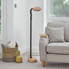 Beech Effect LED Floor Lamp