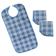 Adult Dining Bibs (3 Piece)