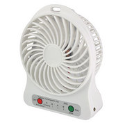 Rechargeable Small but Mighty Fan