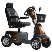 Van Os Medical Galaxy Plus 6-8 Mph Mobility Scooter