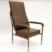High Back Chair With Lumbar Back