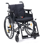 Enigma Super Deluxe Self Propelled Wheelchair