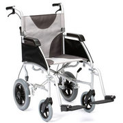 Ultra Lightweight Aluminium Transit Wheelchair