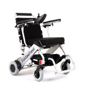 Foldawheel Electric Wheelchair