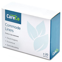 CareCo Commode Liners