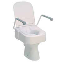 Raised Toilet Seat TSE 150