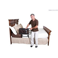 EZ Adjustable Bed Rail (with pouch)