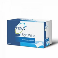 TENA Soft Wipes