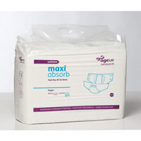 Age UK Maxi Absorb Feel Dry All In Ones