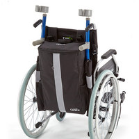 CareCo Black Crutch Walking Stick Bag