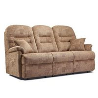 Keswick Fabric 3-Seater Sofa
