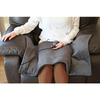 Infrared Heated Blanket