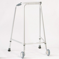 Drive Hospital Walker with Wheels