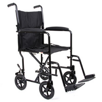 CareCo AluLite Travel Chair