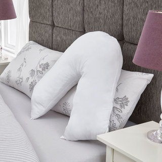 Orthopaedic V-Shaped Pillow Support