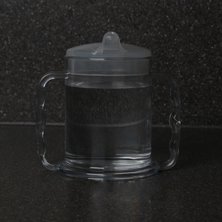 Shatterproof Two Handled Mug