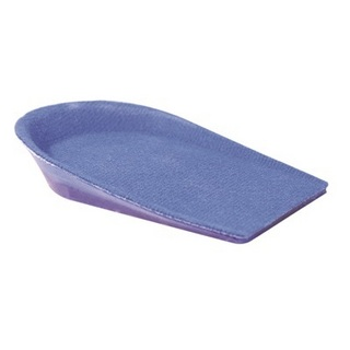 Fabric & Silicone Heel Cup