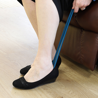 CareCo Long Handled Shoe Horn
