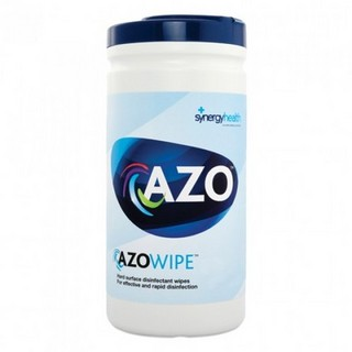AZOWIPE Hard Surface Wipes