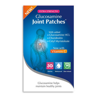 Glucosamine Joint Patches (30 Patches)