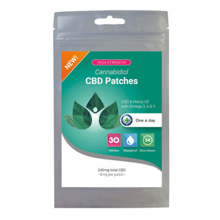 CBD Patches (30 Patches)