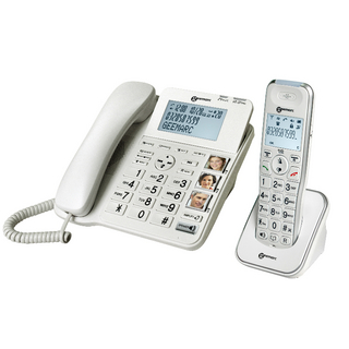 Combidect 295 Desk and Cordless Phone