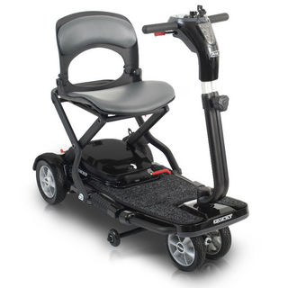 Pride Quest Foldable Travel Scooter Folding Mobility