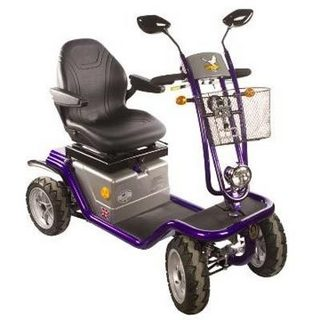 Aztec All Terrain Mobility Scooter All Terrain Scooters