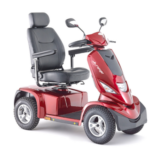Abilize Ranger Mobility Scooter For Effortless Travel Careco