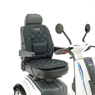 Memory Foam Scooter Support Cushion
