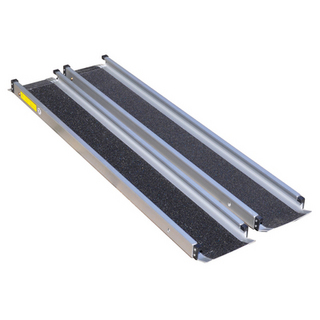 7ft Telescopic Channel Ramps With Carry Bag