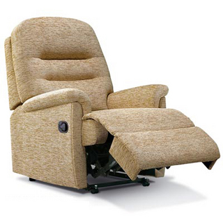 Keswick Fabric Electric Recliner