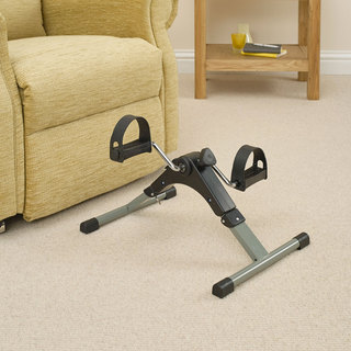 Pedal Exerciser With Digital Display Riser Recliner