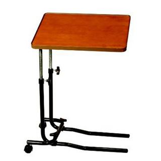 Over Bed / Chair Table (2 Castors)