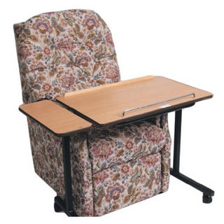Daleside Over Chair Table Riser Recliner Accessory