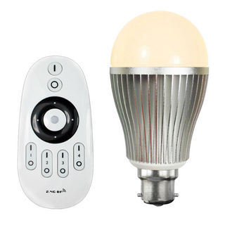 HASLED Colour Temperature LED Bulb with Remot