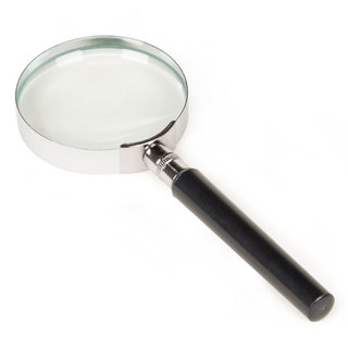 Classic Glass Magnifier