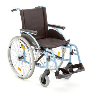 Tuni Vision Self Propelled Wheelchair